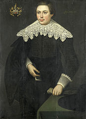 Portrait of Johan van Ceters (1602-29)