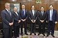 Posse de Bolsonaro e Mourão - presidentes do legislativo e ex-presidentes da república.jpg