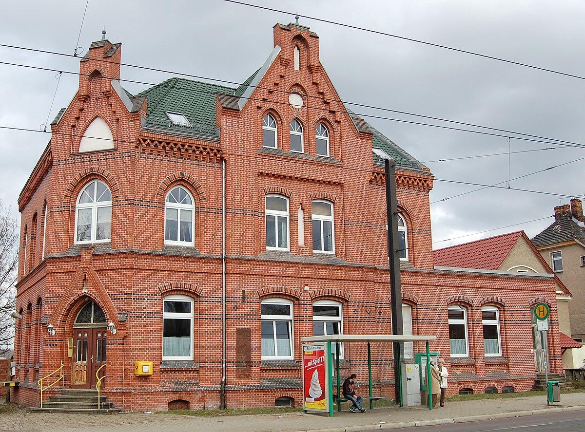 Postamt Magdeburg