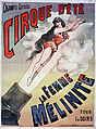 Poster for the Cirque d'Été 1887 'La femme Mélinite' - Gallica.jpg