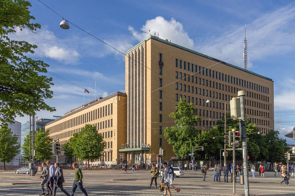 Postitalo (Helsinki) – Wikipedia