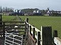 Poultry farm near Thornborough - geograph.org.uk - 337995.jpg
