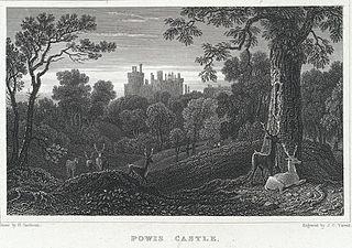 Powis Castle