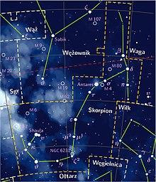 Sterrenkaart Wikipedia