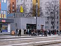 Praha, Břevnov, stanice Petřiny, vestibul 01.jpg