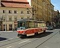 Praha, Spálená, tramvaj 8664.jpg