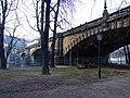 Praha, Střelecký ostrov, most Legií IV.jpg