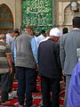 Prayers of Noon - Grand Mosque of Nishapur -September 27 2013 18.JPG