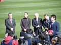 Pre-Ceremony, 50th All-Japan Rugby Football Championship ‐05.JPG