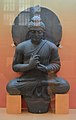 Preaching Buddha - Schist - ca 2nd Century CE - Gandhara - Loriyan Tangai - ACCN 4837 - Indian Museum - Kolkata 2016-03-06 1486.JPG
