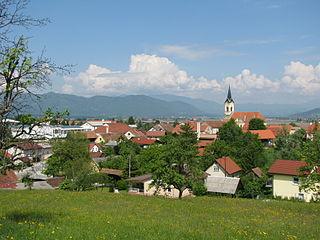 Municipality of Prebold Municipality of Slovenia