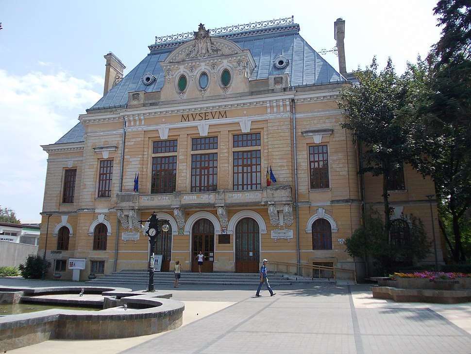 Former Botoșani County Prefecture