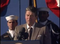 File:President Reagan's Remarks and Groundbreaking for The Reagan Presidential Library, November 21, 1988.webm