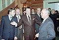 President Ronald Reagan during his trip to Iceland at the Reykjavik Summit.jpg