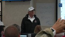 Fichier:President Trump Participates in a Tour of the Emergency Operations Center.webm