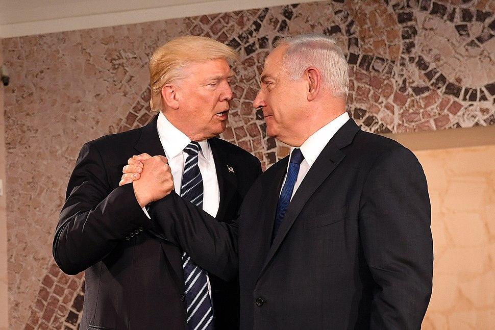 President Trump at the Israel Museum. Jerusalem May 23, 2017 President Trump at the Israel Museum. Jerusalem May 23, 2017 (34460980460)