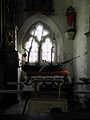 Primelin (29) Chapelle Saint-Tugen Ex-voto 02.JPG