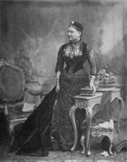 Princess Edward of Saxe-Weimar Princess Edward of Saxe-Weimar