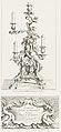 Print, Projet de grand Chandelier à branche pour le Roy., Chandelier à cinq branches avec un dragon, 2nd Plate, 1740 (CH 18222515).jpg