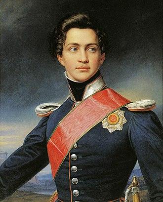 Otto of Greece - Image: Prinz Otto von Bayern Koenig von Griechenland 1833