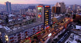 Pristina - Modern Pristina