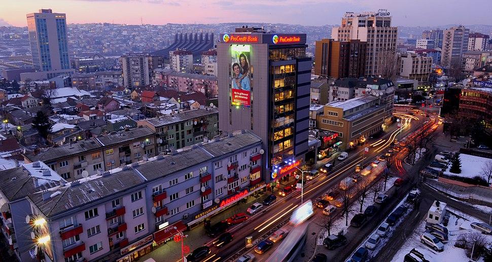 Prishtina perspektivë nga Radio Kosova 5