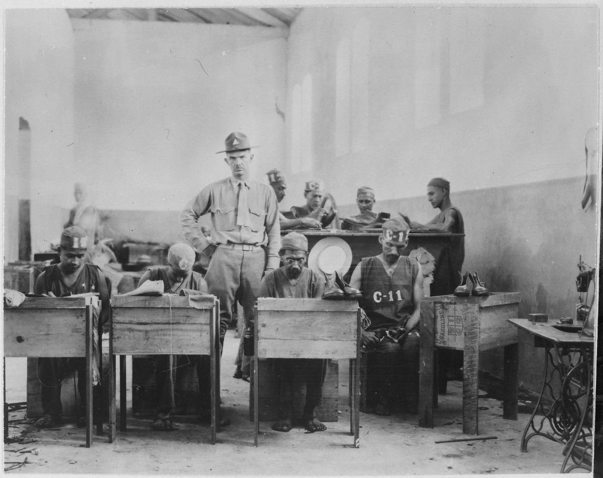 Vanginvartija Koulutus