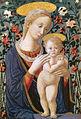 Pseudo-Pier Francesco Fiorentino, madonna del roseto.jpg