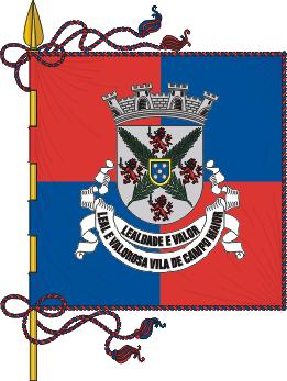 Flag of Campo Maior