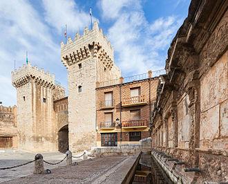 Daroca - Puerta Baja.