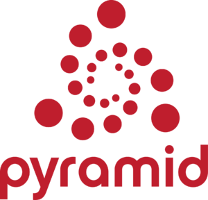 Pylons project - Image: Pyramid web framework logo on transparent background