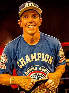 Qamil Balla Australian boxer