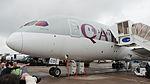 Qatar Airways Boeing 787 A7-BCD PAS 2013 01.jpg