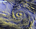 Qendresa at peak intensity, late on November 7.png