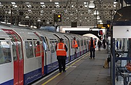 Queen's Park station MMB 01 1972-stock