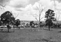 Queensland State Archives 2157 General view of the township of Kingaroy showing the peanut silos 1945.png