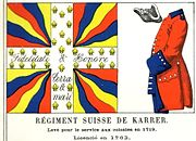 Régiment Suisse de Karrer