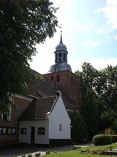Rajkowy Village in Pomeranian Voivodeship, Poland