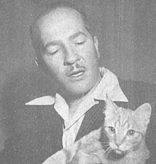 海萊因與貓。