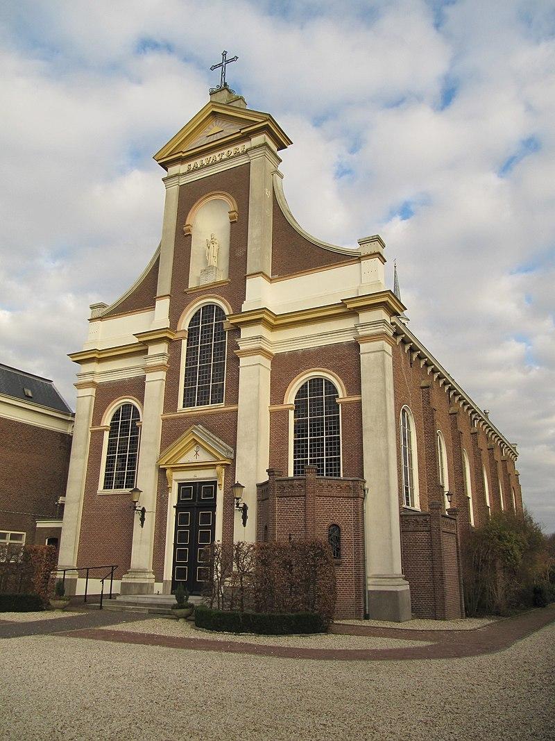 Sint Barnebas in Haastrecht | Monument - Rijksmonumenten.nl