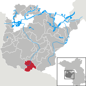 Rabenstein - Image: Rabenstein Fläming in PM