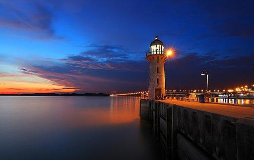 Raffles Marina - Johor Lighthouse