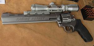 .22 Hornet - Taurus Model 22H