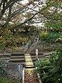 Railway Crossing near White House - geograph.org.uk - 1564430.jpg