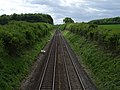 Railway at Overton - geograph.org.uk - 173434.jpg
