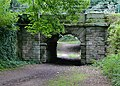 Railway bridge, Great Haywood, Staffordshire - geograph.org.uk - 1276122.jpg