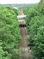 Railway line, Calder Grove - geograph.org.uk - 194695.jpg