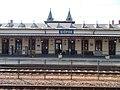 Railway station, mid part, 2019 Siófok.jpg