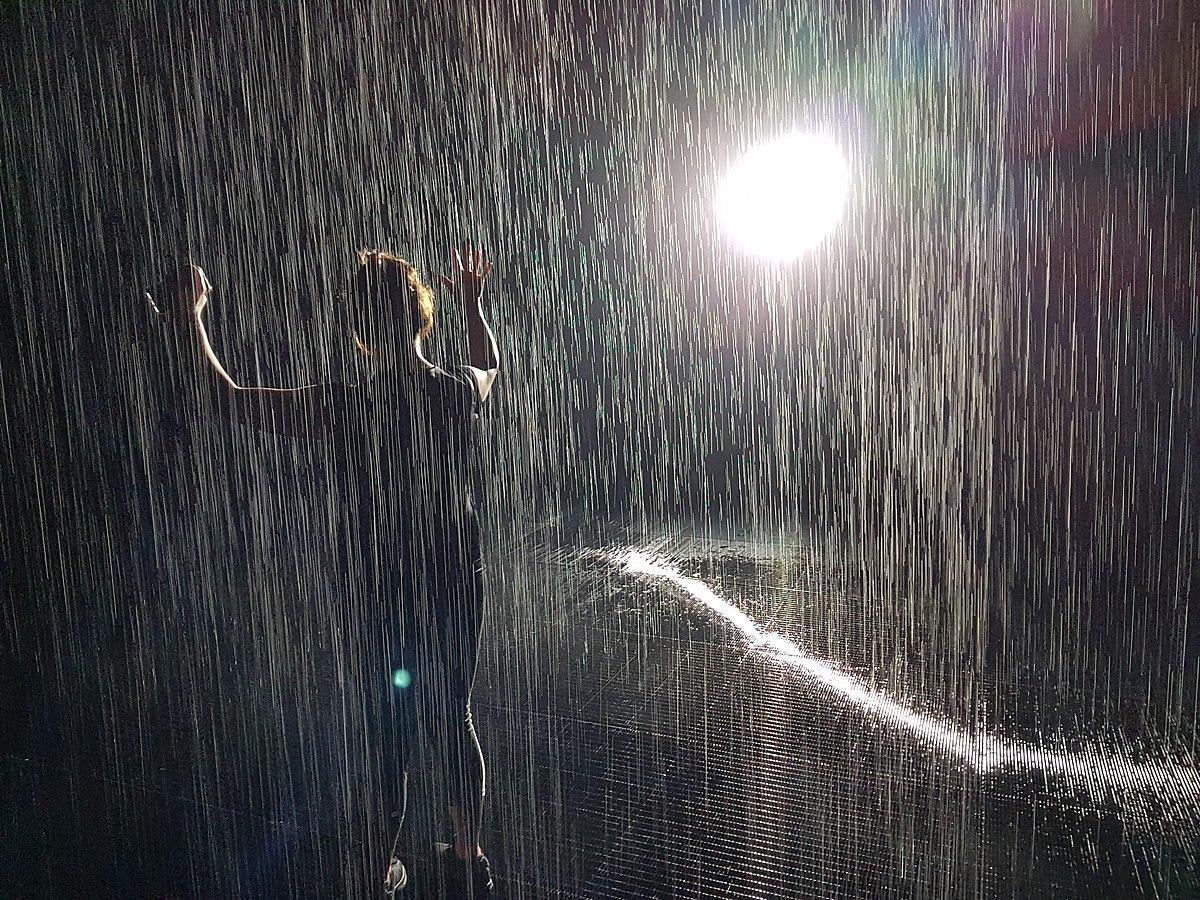 Rain Room - Wikipedia