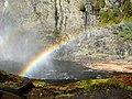 Rainbow near of Montmorency waterfall - panoramio.jpg